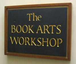 Engage students in letterpress printing, bookbinding, illustration techniques and more at the Book Arts Workshop.
