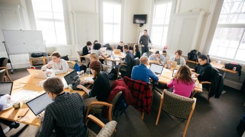 DartmouthX Study Hall