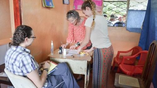 Classes travel abroad over interim
