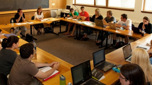 Dartmouth Classroom