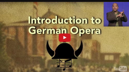Intro to German Opera