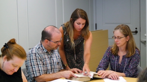 Librarians Active Learning Institute