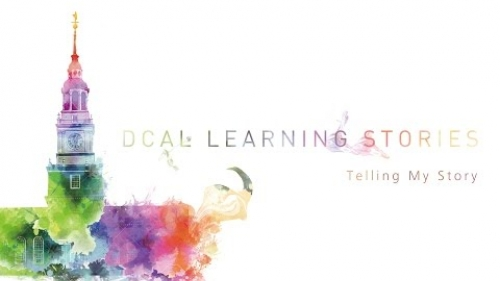 DCAL Learning Stories: Telling My Story