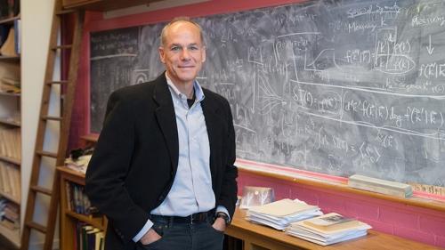 Professor Marcelo Gleiser's