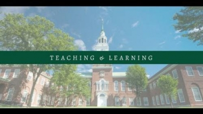 Teaching & Learning video