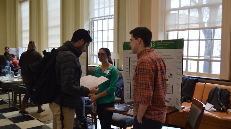 Dartmouth Undergrad Journal of Science