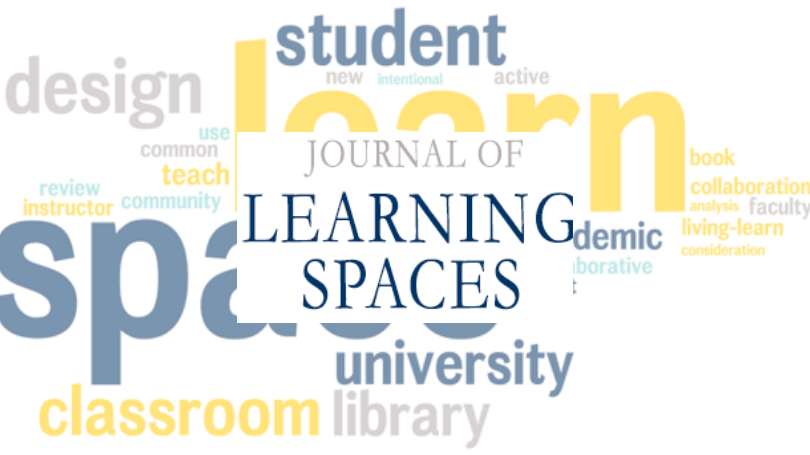 Journal of Learning Spaces logo