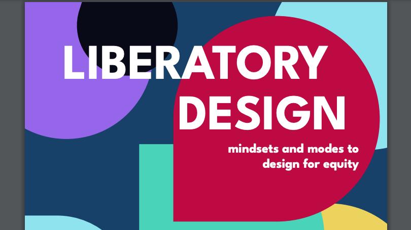 Liberatory Design Deck title image