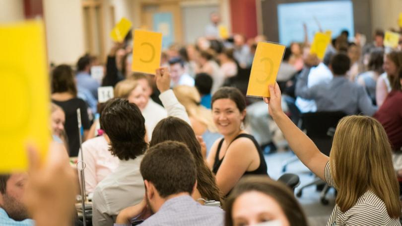 UVM Larner College of Medicine - Active Learning