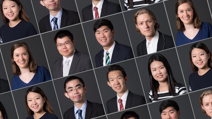 Valedictorians and Salutatorians of 2017