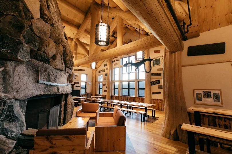 Interior Lodge
